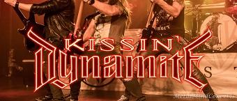 Kissin'Dynamite 'Europe in Ecstasy' Tour
