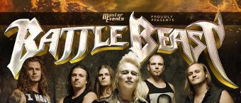 Battle Beast - No More Hollywood Endings Tour 2019